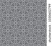 seamless pattern with arabic... | Shutterstock .eps vector #1030602799