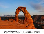 delicate arch  arches national