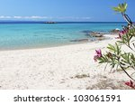Scenic Beach Of Kalogria At...