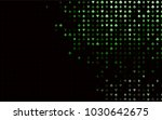 dark green vector template with ... | Shutterstock .eps vector #1030642675