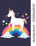 a vector illustration of... | Shutterstock .eps vector #1030666924
