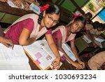 pondichery  puduchery  india  ... | Shutterstock . vector #1030693234