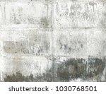 hi res grunge cement wall... | Shutterstock . vector #1030768501