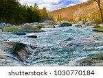 oakland  maryland background | Shutterstock . vector #1030770184