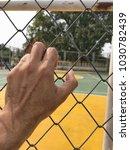 closeup man's hand extended to... | Shutterstock . vector #1030782439