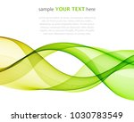 abstract image of a colored...   Shutterstock .eps vector #1030783549