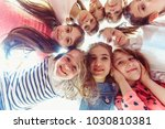 robust boyhood friendship   Shutterstock . vector #1030810381