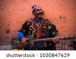 marrakech morocco   january...   Shutterstock . vector #1030847629