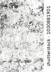distressed overlay texture of... | Shutterstock .eps vector #1030881901