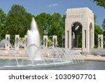 world war    memorial in... | Shutterstock . vector #1030907701