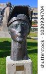 sofia  bulgaria  09 25 13 ... | Shutterstock . vector #1030934704