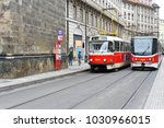 prague  czech republic   may 7  ... | Shutterstock . vector #1030966015