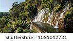 el imposible national park in...   Shutterstock . vector #1031012731