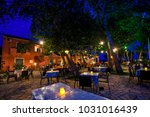 erikousa island  greece  ... | Shutterstock . vector #1031016439