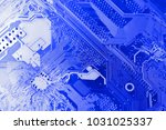 the surface and texture of the... | Shutterstock . vector #1031025337