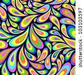 illustration of abstract... | Shutterstock .eps vector #103103597