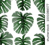 watercolor seamless pattern...   Shutterstock . vector #1031088577