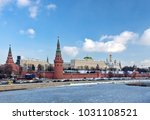 moscow  russia   february 22 ...   Shutterstock . vector #1031108521