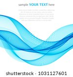 abstract image of a colored...   Shutterstock .eps vector #1031127601
