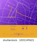dashboard theme creative... | Shutterstock .eps vector #1031149621
