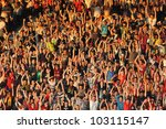 cluj napoca  romania  may 20 ... | Shutterstock . vector #103115147