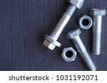 bolts and nuts | Shutterstock . vector #1031192071