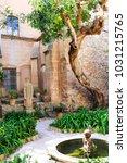 Small photo of Europe, Spain, Balearic Islands, Mallorca, Valldemossa. The Royal Carthusian Monastery, Real Cartuja.