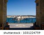 view of l isla peninsula  port... | Shutterstock . vector #1031224759