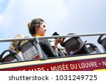 paris  france   july 14  2014 ... | Shutterstock . vector #1031249725
