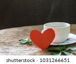 Hot Tea On Wooden Table ...