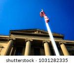 national archives washington dc ... | Shutterstock . vector #1031282335