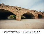 one of the bridge in valencia | Shutterstock . vector #1031285155