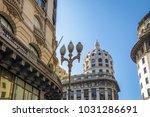 buildings in downtown buenos... | Shutterstock . vector #1031286691