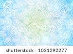 light blue vector natural... | Shutterstock .eps vector #1031292277