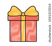 gift box icon | Shutterstock .eps vector #1031315014