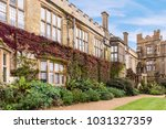 sudeley castle in england... | Shutterstock . vector #1031327359
