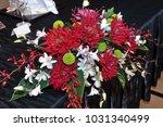 bridal image  splendid and... | Shutterstock . vector #1031340499
