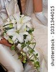 bridal image  splendid and... | Shutterstock . vector #1031344015