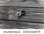 couple of wedding rings close... | Shutterstock . vector #1031426575