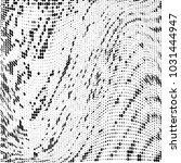 grunge halftone dots pattern...   Shutterstock .eps vector #1031444947