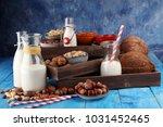 alternative types of milks