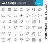 web design  seo and development ...   Shutterstock .eps vector #1031479864