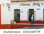 taxco  mexico   march 3  2012 ... | Shutterstock . vector #1031534779