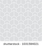 abstract geometric pattern with ... | Shutterstock . vector #1031584021