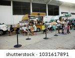 bangkok thailand   december 9   ... | Shutterstock . vector #1031617891