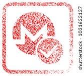 valid monero rubber seal stamp...