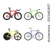 set of four sports  racing ...   Shutterstock .eps vector #1031681857