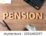 """word """"pension""""  calculator and... 