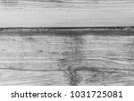 gray wooden board panel... | Shutterstock . vector #1031725081