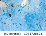 rust on blue zinc | Shutterstock . vector #1031728621